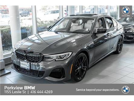 2020 BMW M340i xDrive (Stk: PP9452) in Toronto - Image 1 of 22