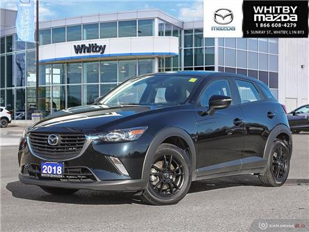 2018 Mazda CX-3 GS (Stk: P17673) in Whitby - Image 1 of 27