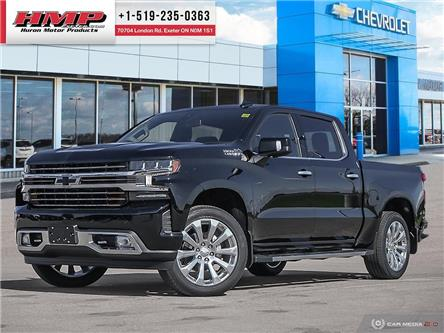 2021 Chevrolet Silverado 1500 High Country (Stk: 88643) in Exeter - Image 1 of 27