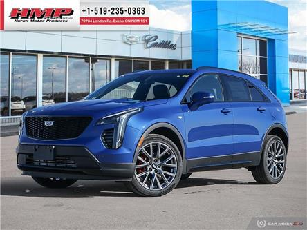 2021 Cadillac XT4 Sport (Stk: 88644) in Exeter - Image 1 of 27