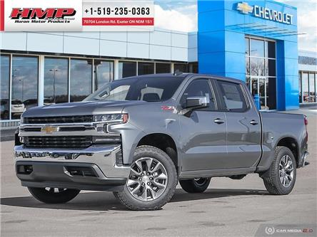 2021 Chevrolet Silverado 1500 LT (Stk: 88752) in Exeter - Image 1 of 27