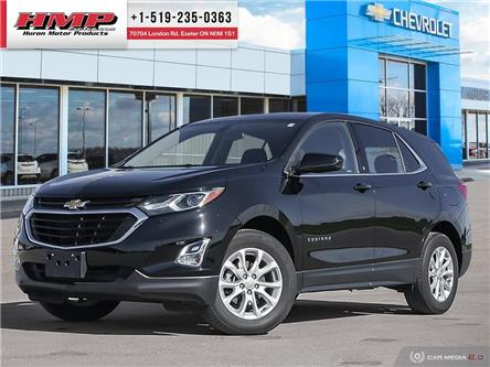 2018 Chevrolet Equinox 1LT (Stk: 78008) in Exeter - Image 1 of 27