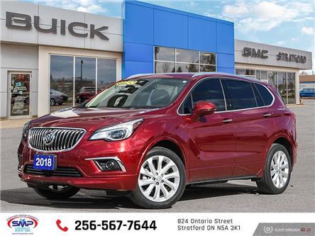 2018 Buick Envision Premium I (Stk: TC2774XA) in Stratford - Image 1 of 27