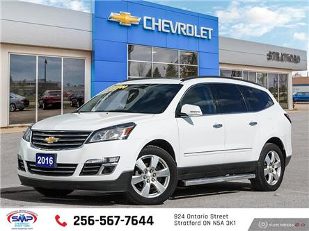 2016 Chevrolet Traverse LTZ (Stk: SL630) in Stratford - Image 1 of 27