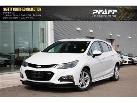 2017 Chevrolet Cruze Hatch LT Auto (Stk: SU0251) in Guelph - Image 1 of 22