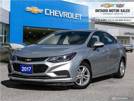2017 Chevrolet Cruze LT Auto (Stk: 13859A) in Oshawa - Image 1 of 36