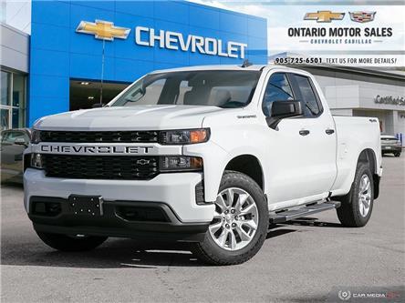 2021 Chevrolet Silverado 1500 Silverado Custom (Stk: T1103295) in Oshawa - Image 1 of 18
