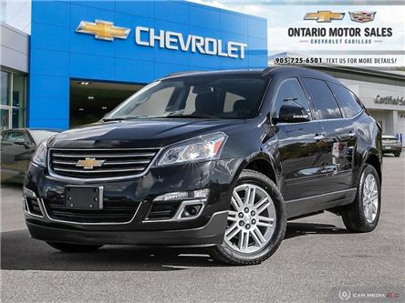 2015 Chevrolet Traverse 1LT (Stk: 230381A) in Oshawa - Image 1 of 36
