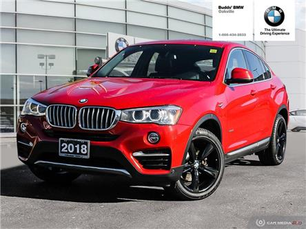2018 BMW X4 xDrive28i (Stk: T915220A) in Oakville - Image 1 of 28
