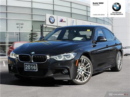 2016 BMW 340i xDrive (Stk: DB6095A) in Oakville - Image 1 of 28