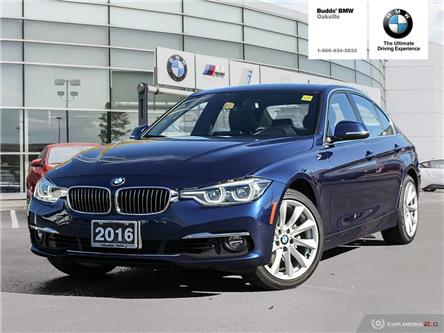 2016 BMW 328i xDrive (Stk: DB7053) in Oakville - Image 1 of 27