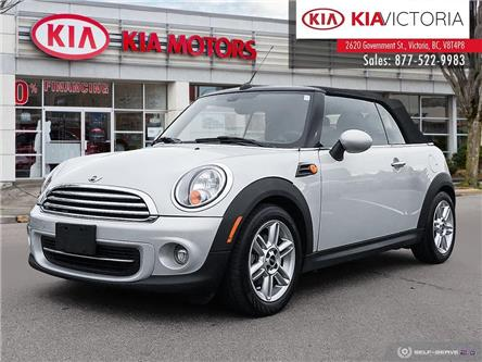 2015 MINI Convertible Cooper (Stk: A1668) in Victoria - Image 1 of 25
