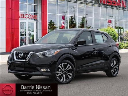 2020 Nissan Kicks SV (Stk: 20487) in Barrie - Image 1 of 23
