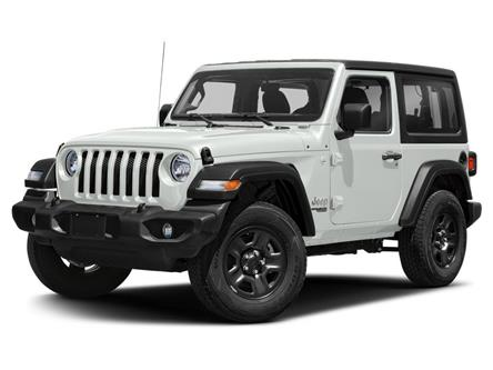 2021 Jeep Wrangler Sport (Stk: M553285) in Surrey - Image 1 of 9