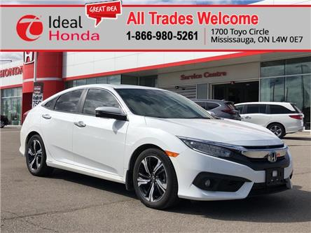 2018 Honda Civic Touring (Stk: I200141A) in Mississauga - Image 1 of 23