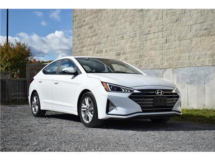 2020 Hyundai Elantra Preferred (Stk: B6224) in Kingston - Image 1 of 24