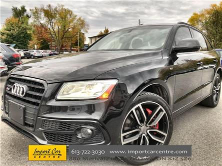 2017 Audi SQ5 3.0T Dynamic Edition (Stk: 031084) in Ottawa - Image 1 of 26
