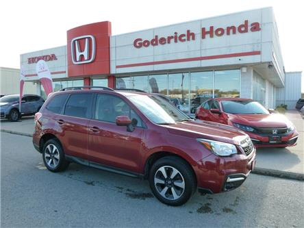 2017 Subaru Forester 2.5i Limited (Stk: U13320) in Goderich - Image 1 of 9