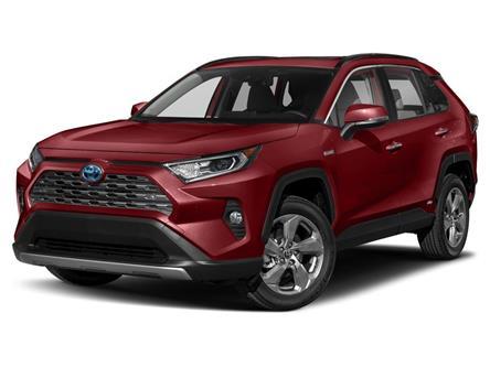 2021 Toyota RAV4 Hybrid Limited (Stk: 22482) in Kingston - Image 1 of 9
