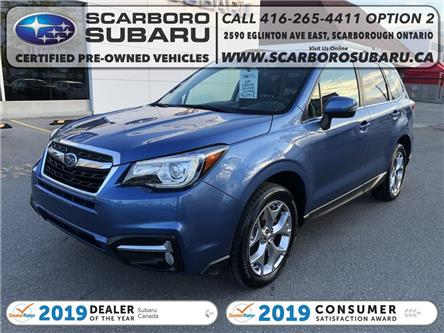 2017 Subaru Forester 2.5i Touring (Stk: HH554501) in Scarborough - Image 1 of 21