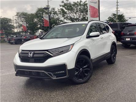 2020 Honda CR-V Black Edition (Stk: 201246) in Barrie - Image 1 of 30