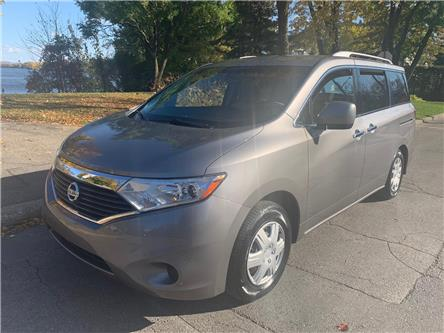 2011 Nissan Quest 3.5 S (Stk: ) in Montréal - Image 1 of 14