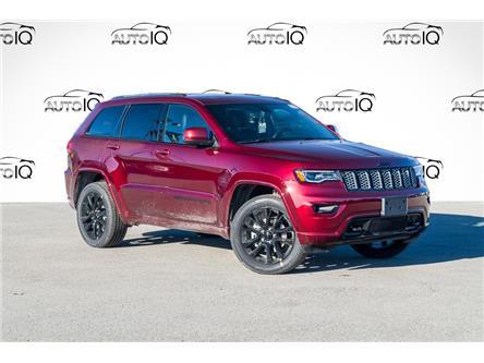 2020 Jeep Grand Cherokee Laredo (Stk: 34445) in Barrie - Image 1 of 29