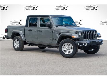 2021 Jeep Gladiator Sport S (Stk: 34430) in Barrie - Image 1 of 24