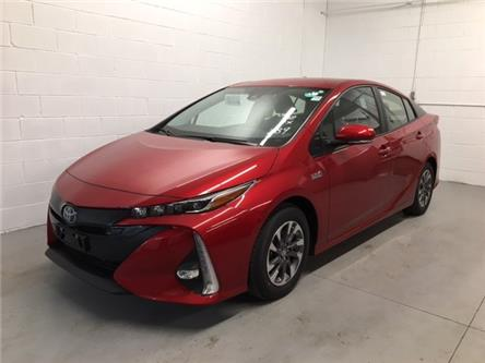 2021 Toyota Prius Prime Upgrade (Stk: CX008) in Cobourg - Image 1 of 10