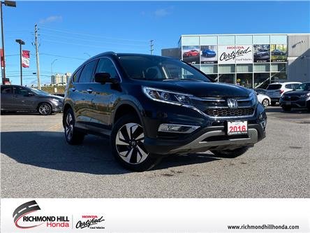 2016 Honda CR-V Touring (Stk: 202831P) in Richmond Hill - Image 1 of 24