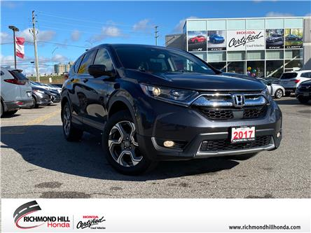 2017 Honda CR-V EX-L (Stk: 202650P) in Richmond Hill - Image 1 of 25
