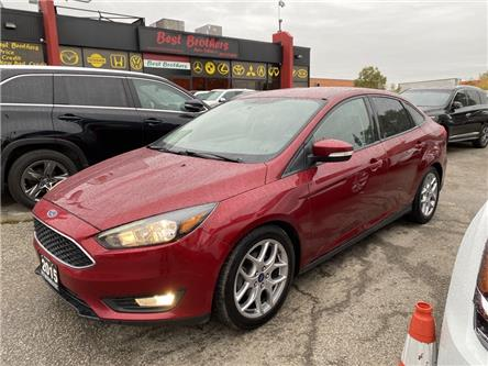 2015 Ford Focus SE (Stk: 235759) in Toronto - Image 1 of 14