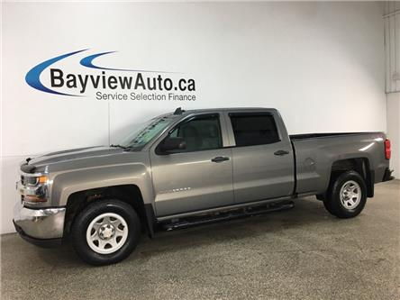 2017 Chevrolet Silverado 1500 WT (Stk: 37334W) in Belleville - Image 1 of 25