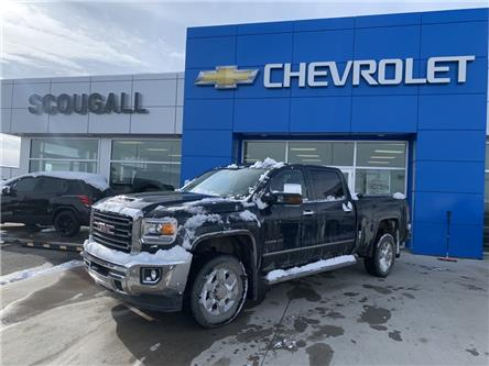 2018 GMC Sierra 2500HD SLT (Stk: 188812) in Fort MacLeod - Image 1 of 10