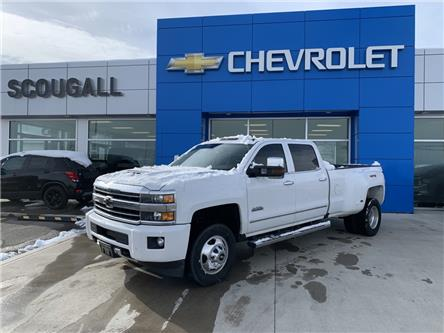 2019 Chevrolet Silverado 3500HD High Country (Stk: 221817) in Fort MacLeod - Image 1 of 13