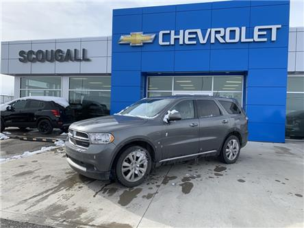2012 Dodge Durango SXT (Stk: 221155) in Fort MacLeod - Image 1 of 12