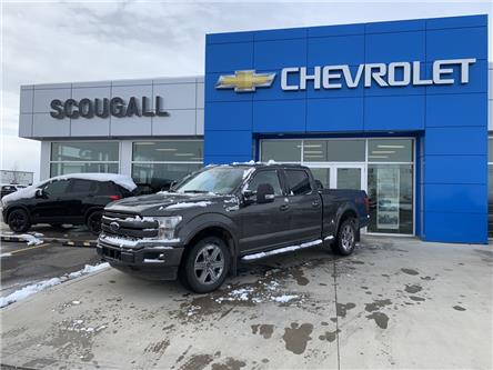 2018 Ford F-150 Lariat (Stk: 221810) in Fort MacLeod - Image 1 of 11