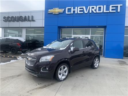 2016 Chevrolet Trax LTZ (Stk: 191040) in Fort MacLeod - Image 1 of 11