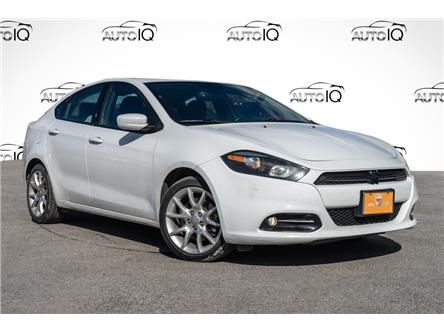 2013 Dodge Dart SXT/Rallye (Stk: 27762UX) in Barrie - Image 1 of 9