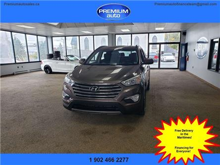 2014 Hyundai Santa Fe XL Premium (Stk: 055976) in Dartmouth - Image 1 of 22