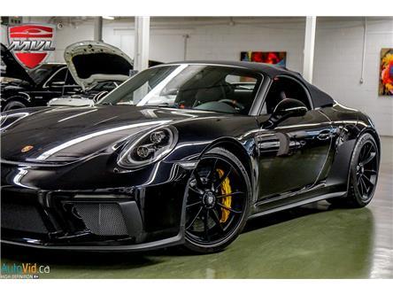 2019 Porsche 911 Speedster (Stk: ) in Oakville - Image 1 of 40