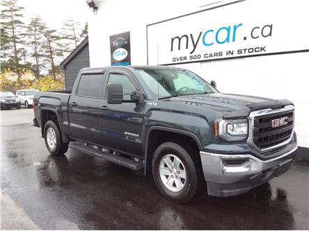 2018 GMC Sierra 1500 Base (Stk: 201105) in Ottawa - Image 1 of 21