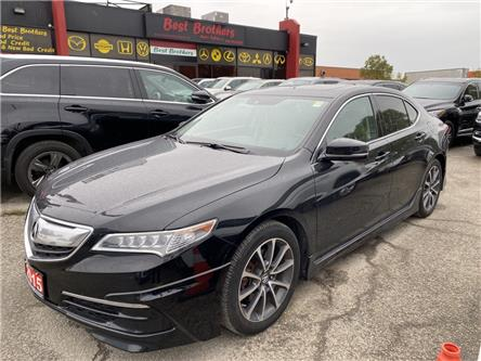 2015 Acura TLX Tech (Stk: 801103) in Toronto - Image 1 of 19