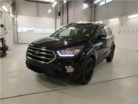2018 Ford Escape Titanium (Stk: 2180071 ) in Moose Jaw - Image 1 of 32