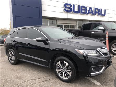 2018 Acura RDX Elite (Stk: P714A) in Newmarket - Image 1 of 15