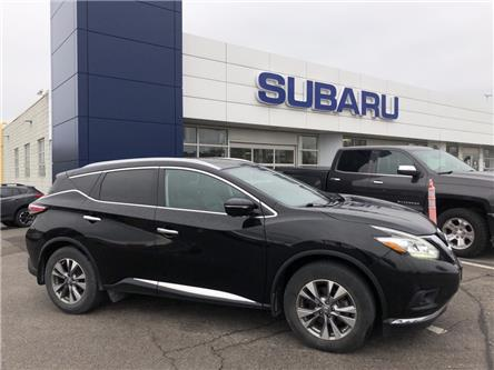 2015 Nissan Murano SL (Stk: P779) in Newmarket - Image 1 of 5