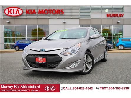 2013 Hyundai Sonata Hybrid Limited (Stk: M1707) in Abbotsford - Image 1 of 18