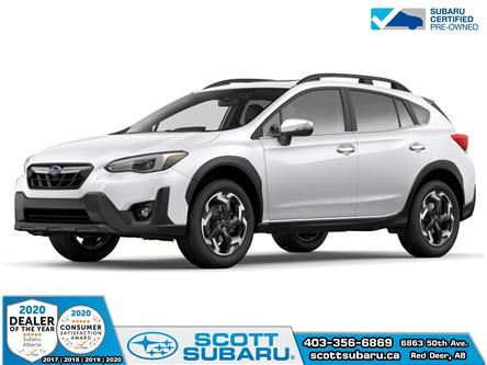2021 Subaru Crosstrek Limited (Stk: SS0405) in Red Deer - Image 1 of 4