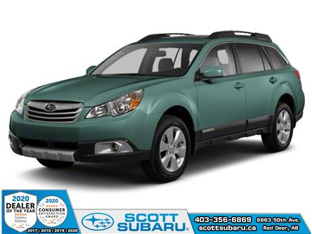 2011 Subaru Outback 3.6 R Limited Package (Stk: 66299U) in Red Deer - Image 1 of 2