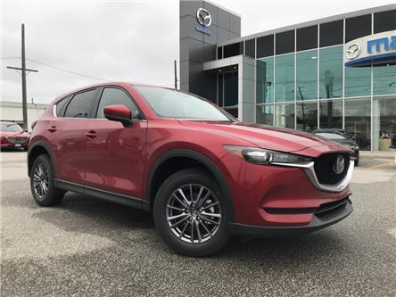 2021 Mazda CX-5 GS (Stk: NM3392) in Chatham - Image 1 of 24
